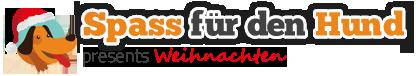 Logo Spass für den Hund - Weihnachten