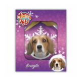 Merry Pets Christbaumkugel Hund - Beagle