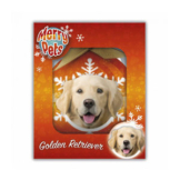 Merry Pets Christbaumkugel Hund - Golden Retriever