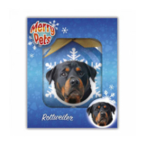 Merry Pets Christbaumkugel Hund - Rottweiler