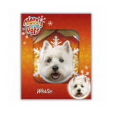 Merry Pets Christbaumkugel Hund - Westie